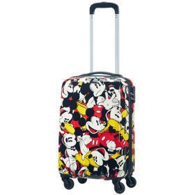 American Tourister Disney Legends Mickey Comics mała walizka kabinowa