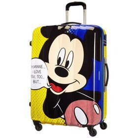 American Tourister Disney Legends Mickey Pop duża walizka