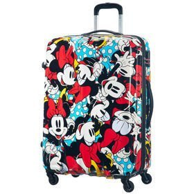 American Tourister Disney Legends Minnie Comics duża walizka