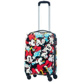 American Tourister Disney Legends Minnie Comics mała walizka kabinowa