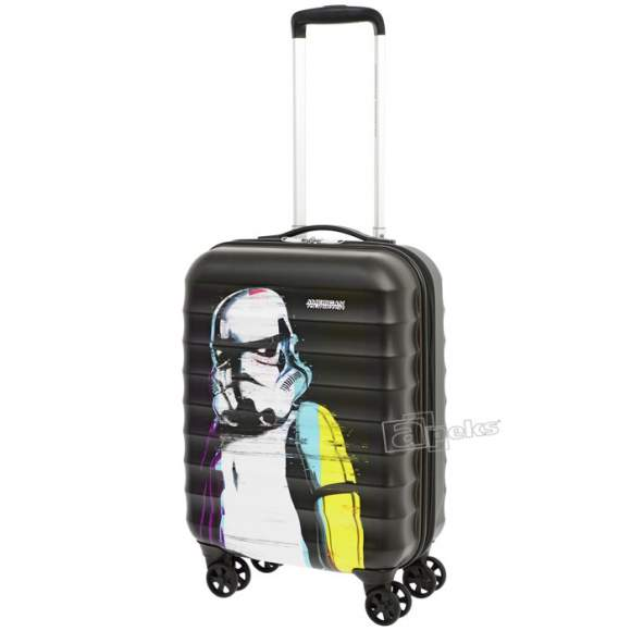 American Tourister Palm Valley Star Wars mała walizka kabinowa