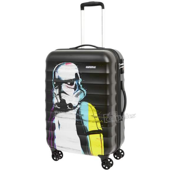 American Tourister Palm Valley Star Wars średnia walizka