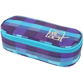 All Out Sherwood piórnik / przybornik / Summer Check Purple