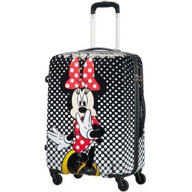American Tourister Disney Legends średnia walizka 65 cm / Minnie Mouse Polka Dot