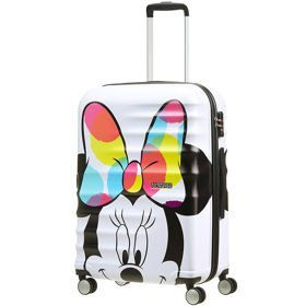 American Tourister Wavebreaker Disney średnia walizka 67 cm / Minnie Close-Up
