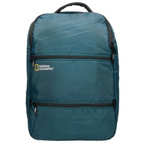 "National Geographic Transform U-Shape plecak miejski na laptopa 15,6"" / RFID / N13212 / Petrol"