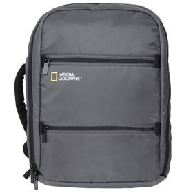 "National Geographic Transform plecak miejski na laptopa 15,6"" / RFID / N13211 / Grey"