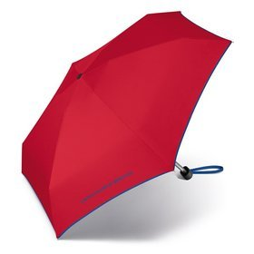 United Colors of Benetton Ultra Mini Flat 56403 parasol krótki składany / Red