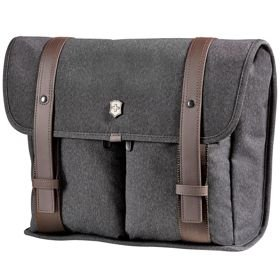 "Victorinox Architecture Urban Lombard Grey / Brown torba na laptopa 11"" / na tablet 10"""