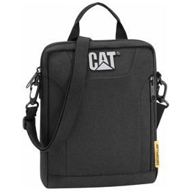 "Caterpillar UTILITY BAG torba na ramię CAT / tablet 7"" / czarna"