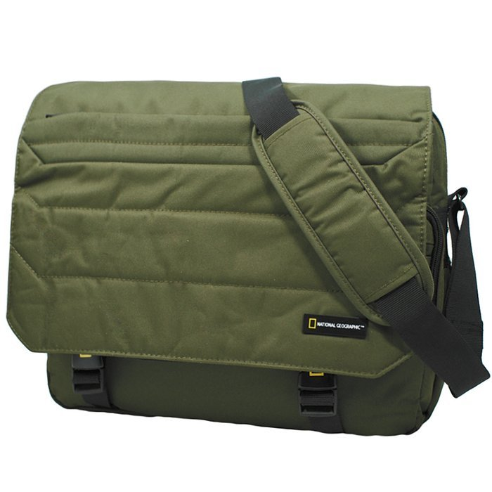 "National Geographic PRO torba na ramię / laptopa 15,6"" / N00709.11 / khaki"