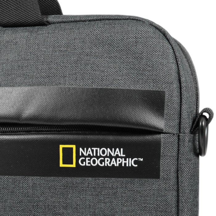 "National Geographic STREAM torba na laptopa 15,6"" /  N13106 ciemnoszara"