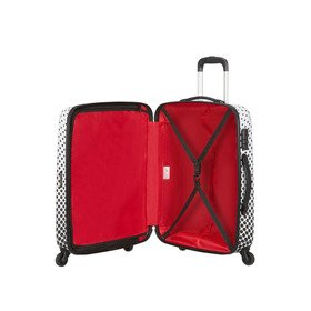 American Tourister Disney Legends średnia walizka 65 cm / Mickey Mouse Polka Dot