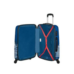 American Tourister Disney Legends zestaw walizek / komplet / set / Take Me Away Mickey London